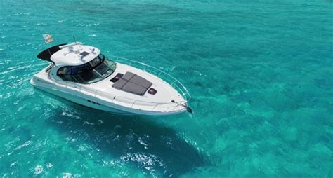 deluxe private boat tours cozumel searay 40 ft boat cozumel deluxe private boat tours