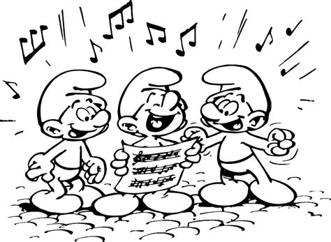 Coloring Pages For Kids Singing Coloring Pages Singing Coloring Pages