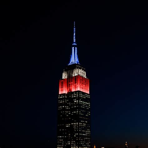 empire state building lights tonight empire state building lit longer for muslim holiday than