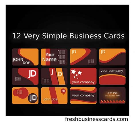 inkscape business card template vector business cards in inkscape vector free