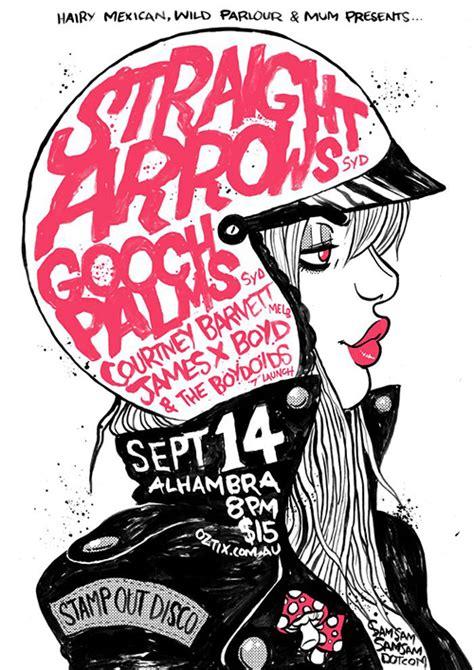design gig poster 20 awesome gig poster designs phoenix studios