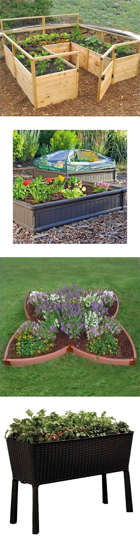 easy raised garden bed 13 raised garden bed kits that are easy to assemble