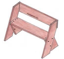 easy bench designs pdf diy simple wooden bench plans free diy