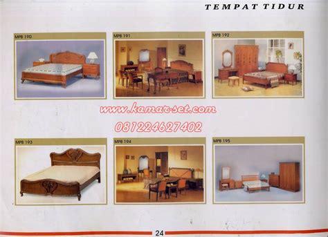 Tempat Tidurranjang Versace Readystock tempat tidur murah kamar set