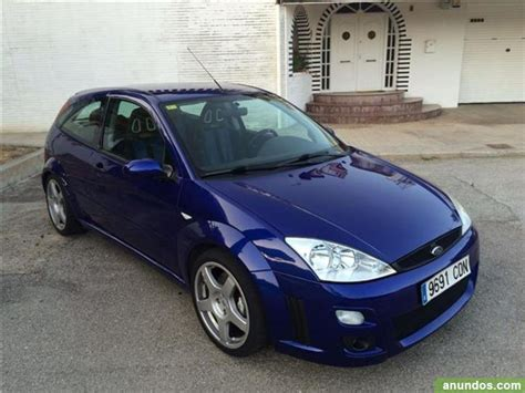 Focus Rs 200 by Ford Focus 2 0 Rs 200 Albalate De Zorita