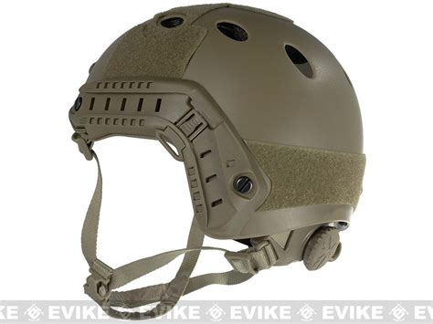 Helm Tactikal Emersonhelm Airsoft Outdoor Gun emerson bump type tactical airsoft helmet type pj advanced earth medium large