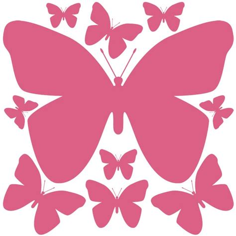 Wall Sticker Eye Butterfly Pink 522 best stencils images on stencil silhouettes and arabesque