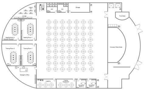 grocery store floor plans exles complete office layout guide
