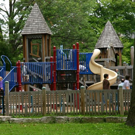 swing set toronto 9 great toronto playgrounds today s parent