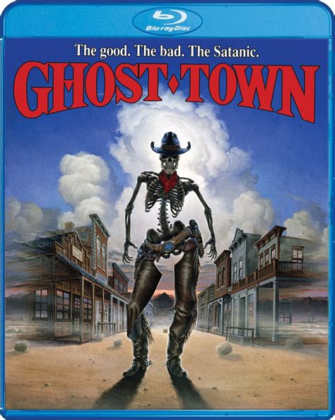 film ghost city ghost town scream factory blu ray movie review the