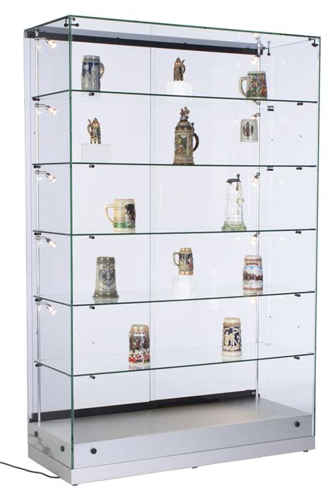 Display Cabinet Lockable by Wide Led Display Cabinet Electrical Cord With On Switch