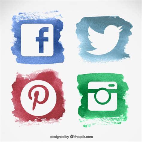 imagenes kawaii de redes sociales logos de redes sociales kawaii