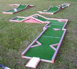 Mini Golf Homes Should Mini Golf Courses For Those Stressful