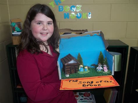 In A Book In A Box In The Closet by January 2014 Gcs Grades 3 And 4