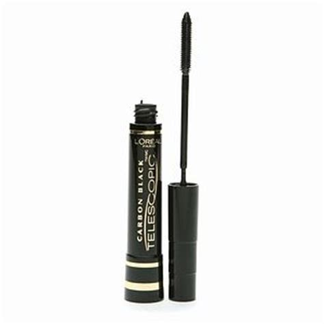 Mascara Loreal Telescopic l oreal telescopic carbon black reviews photos