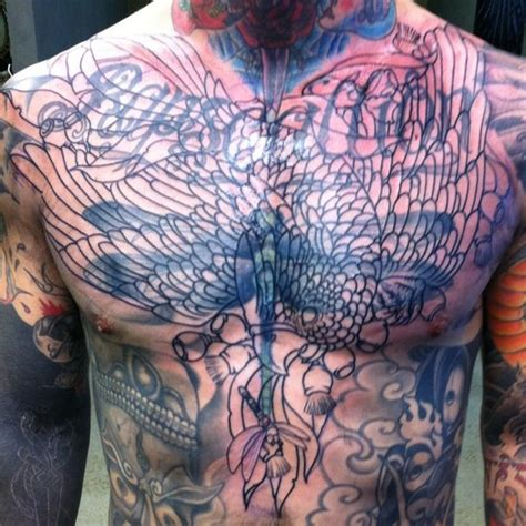 chest cover up tattoos ink it up traditional tattoos cover up