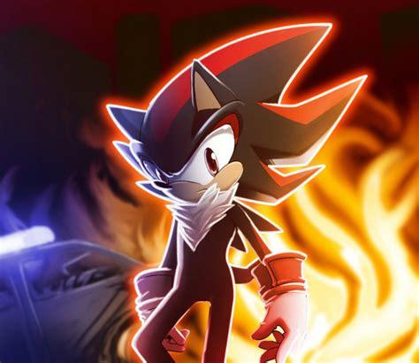 Gc Shadow Black Silver evil shadow the hedgehog www pixshark images