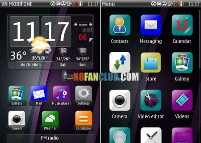 themes hd nokia n8 black glass theme for nokia n8 other belle smartphones