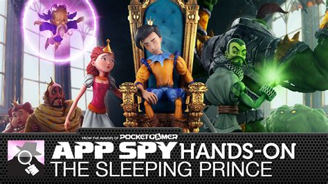 the sleeping prince the hands on with the sleeping prince the super fun snooze a thon iphone ipad game reviews
