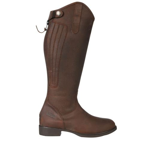 toggi boots for toggi childrens tucson boots leather zipped