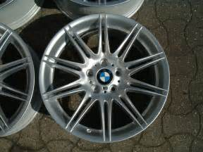 used 19 quot genuine style 225 e92 m sport alloys wide rear