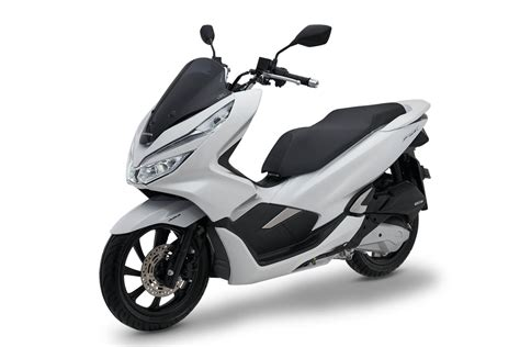 Honda Pcx 2018 Indonesia by Honda Pcx 2018 Produksi Indonesia Ada 2 Tipe