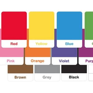 cards color printable color flash cards mr printables