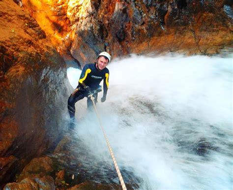 ufficio turistico valbondione canyoning a fiumenero sito ufficiale valseriana e val di