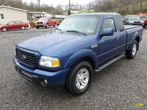 Ford Ranger Specs by 2008 Ford Ranger Supercab Specs