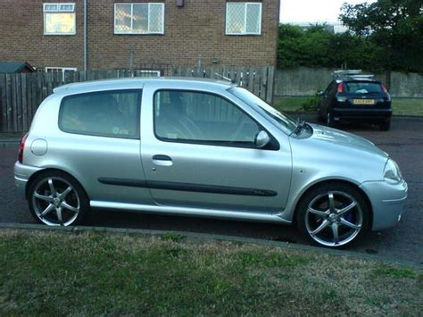 renault clio 2000 davy666dogs 2000 renault clio specs photos modification