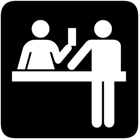 Jagalah Kebersihan By Br2 Locker ticket purchase desk clip at clker vector clip