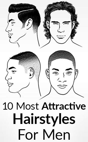 10 most attractive mens hairstyles best haircuts for 10 most attractive men s hairstyles best haircuts for