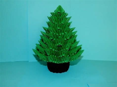 3d Origami Tree Tutorial - 237 best images about 3d origami on