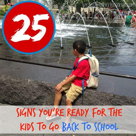 9 signs youre ready to move on to a new job lifestyle 25 signs you re ready for the kids to go back to school