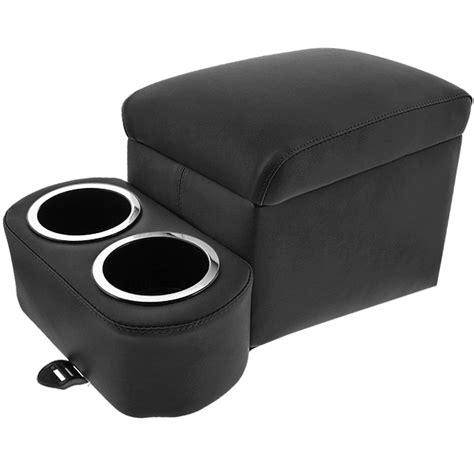 black bench seat console midnight black bench seat cruiser console