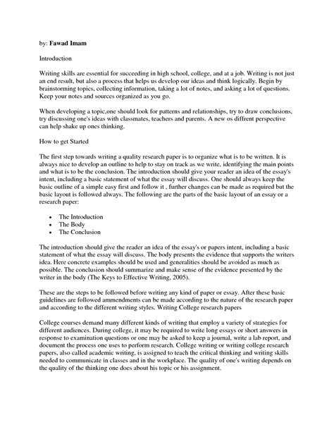 Websites To Type Essays by Steps On How To Write A Research Paper Motavera