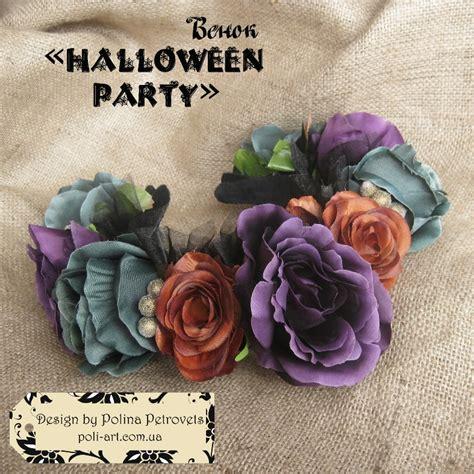 fotos uñas decoradas halloween венок украшение на голову под костюм ведьмы ведуньи на