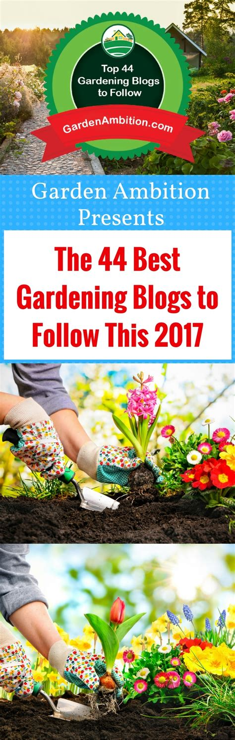top 100 best gardening blogs to follow this 2018