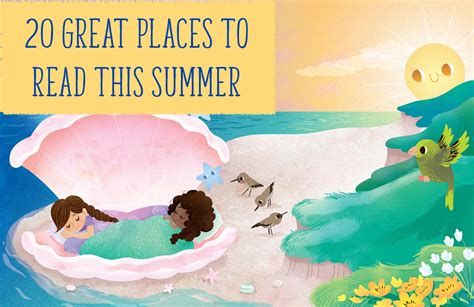 A Place To Read 20 Great Places To Read This Summer Storytime Magazine