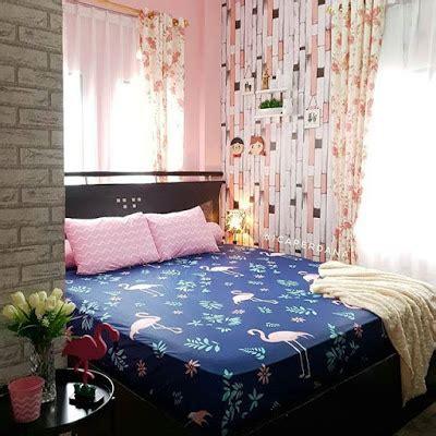 dekorasi kamar tidur cantik minimalis elegan rumah inspirasi  informasi sederhana