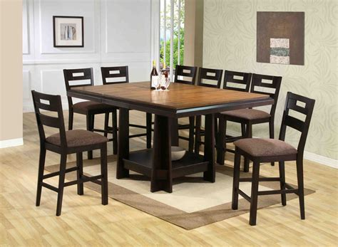 black wood dining room table fancy farrington dark brown wood modern dining table for