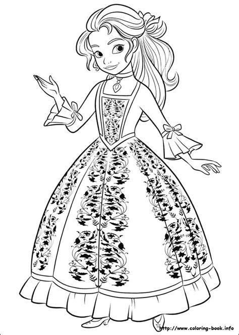 imagenes para colorear vestido dibujos para colorear de princesas disney princesas disney