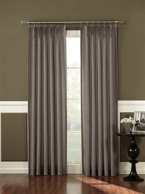 Ikea Curtains Long Length Decorate The House With