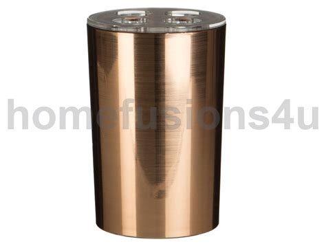 Gold Effect Bathroom Accessories Shine Gold Effect Abs Plastic Bathroom Accessory Tumbler Toothpaste Soap Ebay