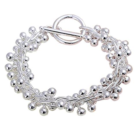 Beautiful Bracelet beautiful jewelry solid silver plated
