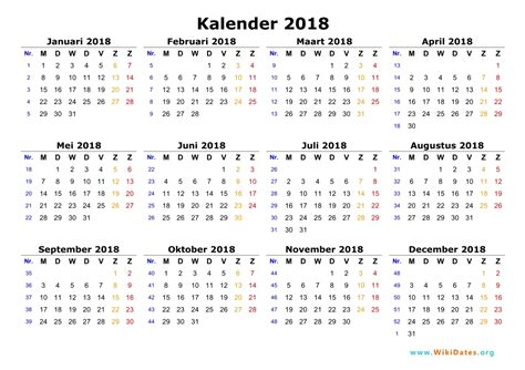 kalender 2018 weeknummers 28 images weeknummers 2017
