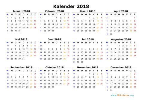 Kalender 2018 Tuxx Kalender 2018 Wikidates Org