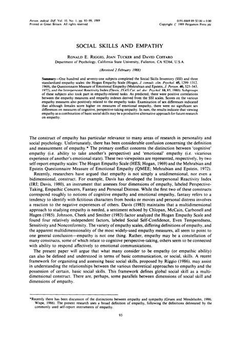 Empathy Essay by Essays On Empathy Essays On Abortion Pro