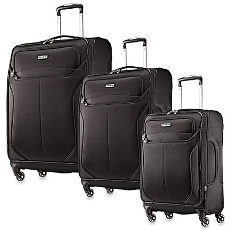 bed bath beyond luggage samsonite liftwo luggage collection bed bath beyond