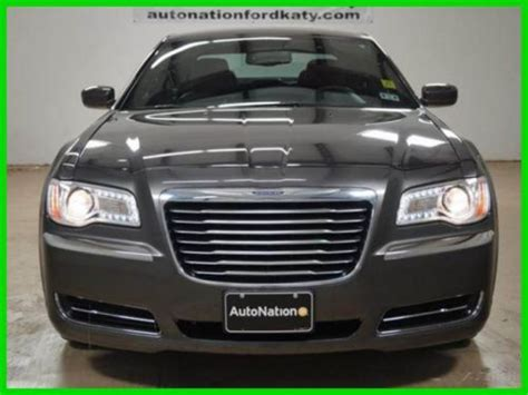Chrysler 300 Rear Wheel Drive by Purchase Used 2014 Chrysler 300 Rear Wheel Drive 3 6l V6